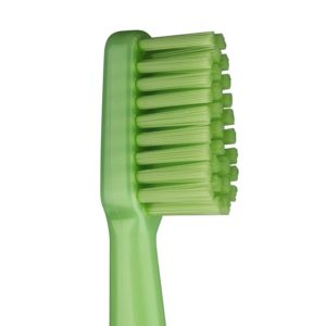 GOOD Compact Soft Toothbrush head detail