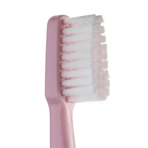 Select Compact Soft Toothbrush head detail